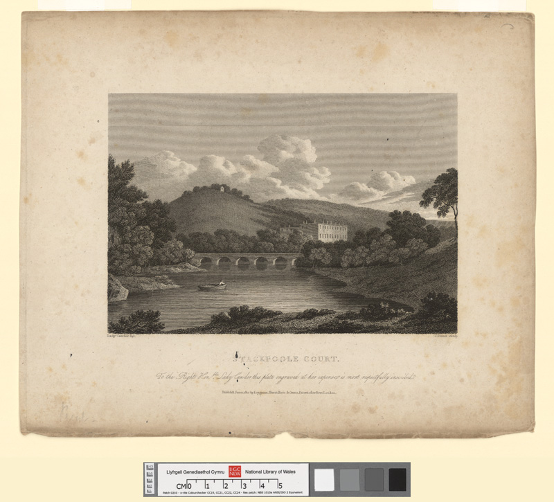 Stackpoole Court June 1 1810