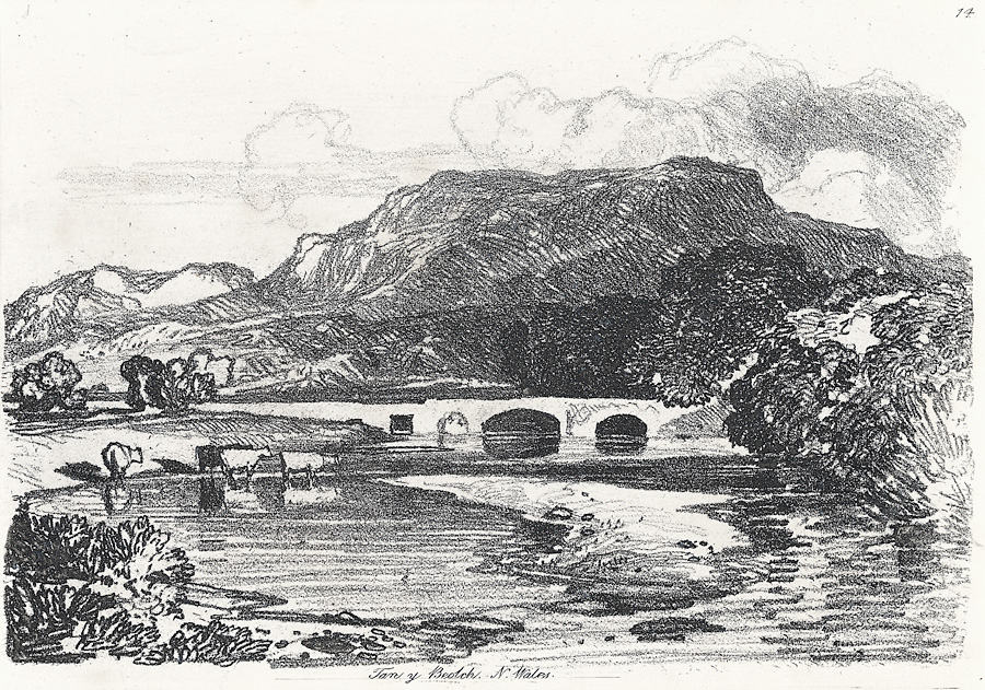 Tan y Beolch, n. Wales