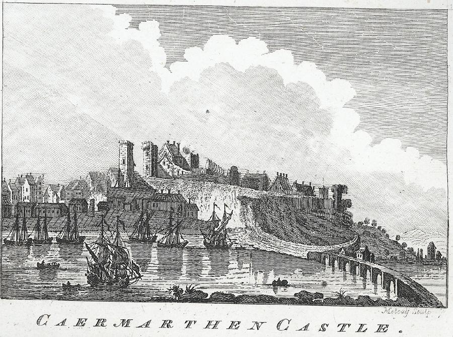 Caermarthen Castle