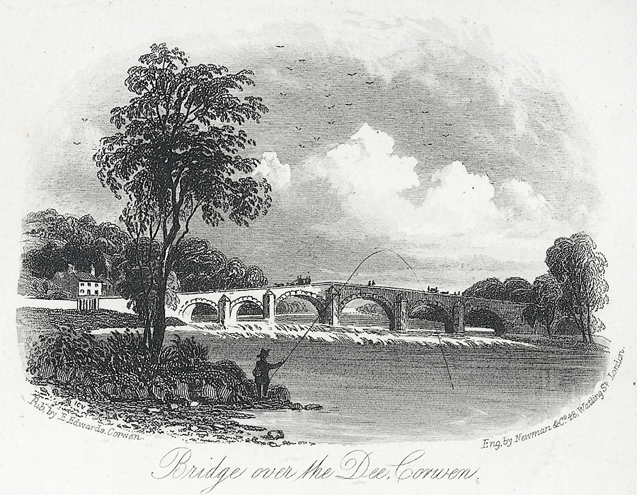 Bridge over the Dee, Corwen