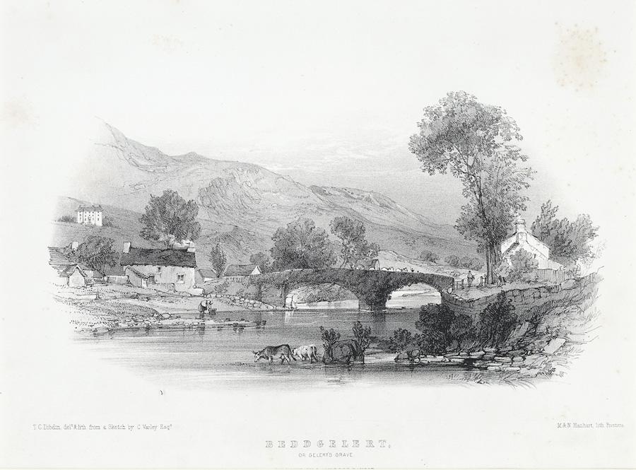 Beddgelert, or Gelert's Grave