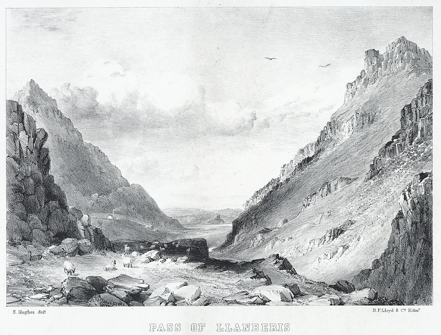 Pass of Llanberis