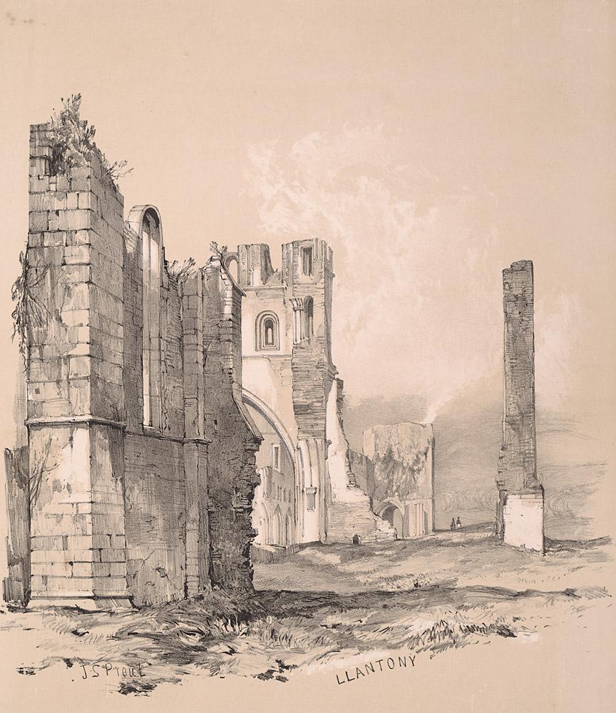 Llantony [Abbey]