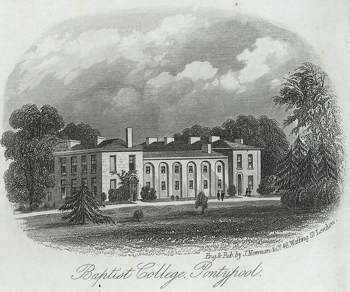 Baptist College, Pontypool