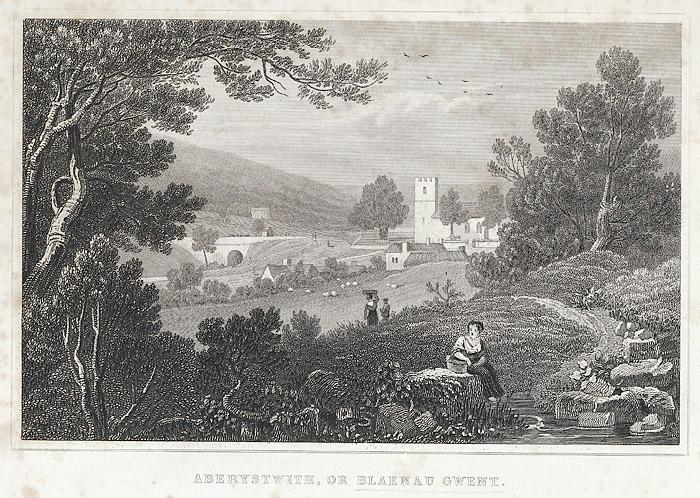 Aberystwith [i.e. Aberystruth], or, Blaenau Gwent, Monmouthshire