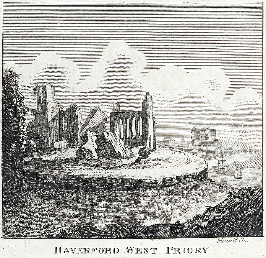 Haverford West Priory