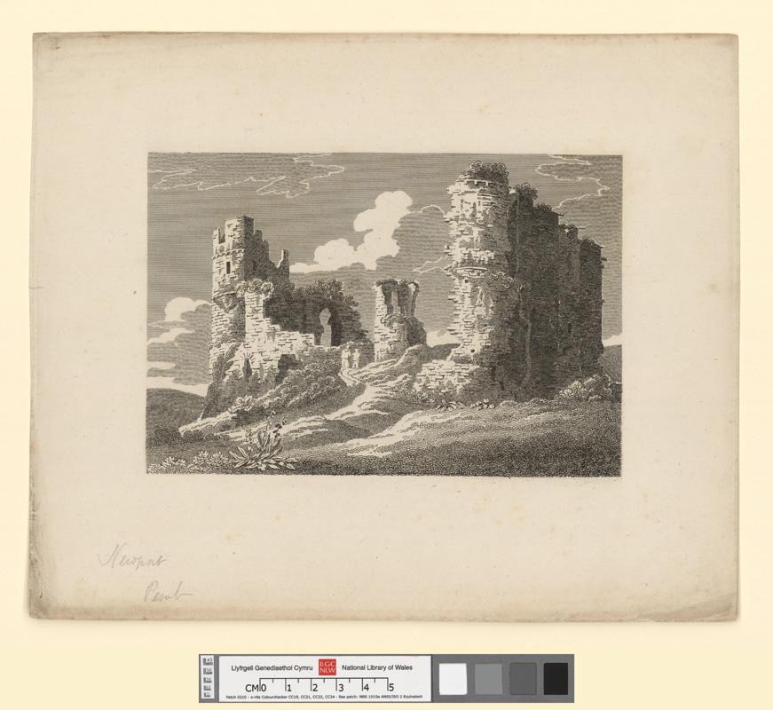 [Newport Castle]