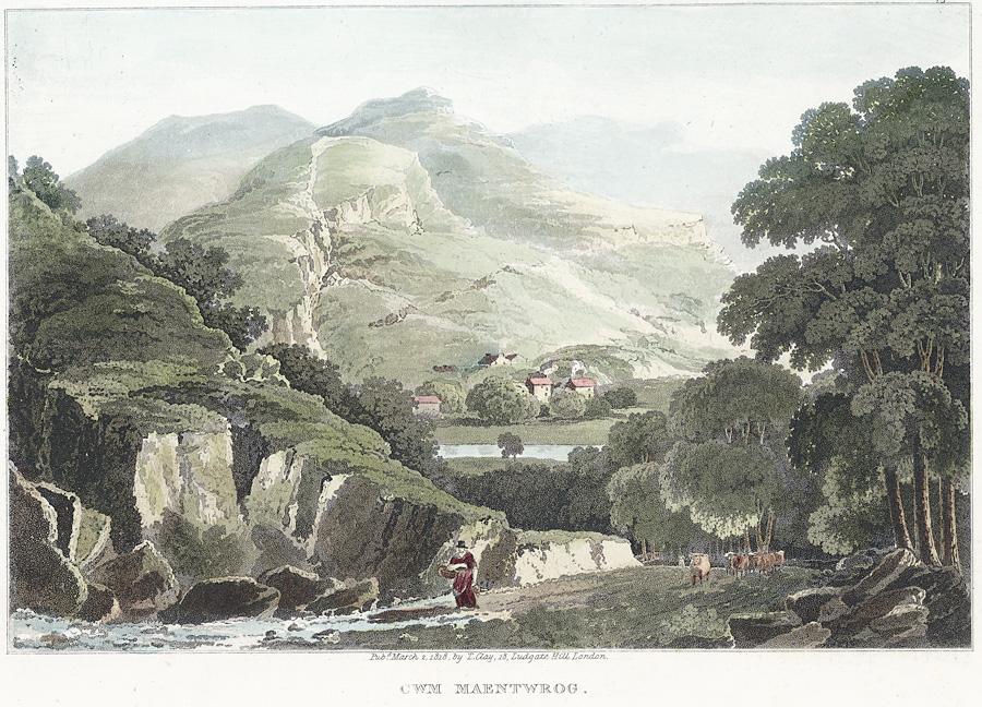 Cwm Maentwrog