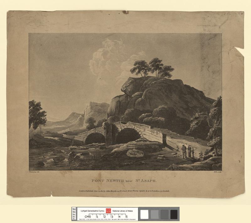 Pont Newith near St. Asaph