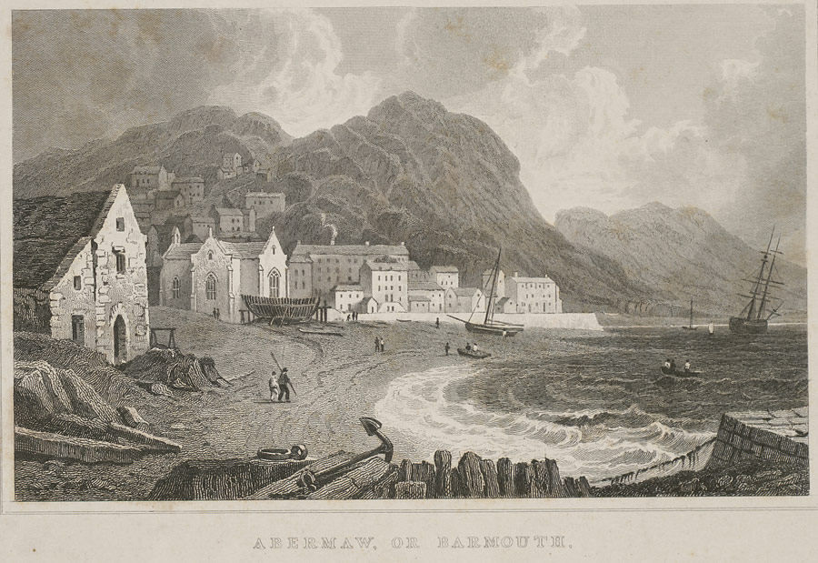 Abermaw, or, Barmouth, Merionethshire