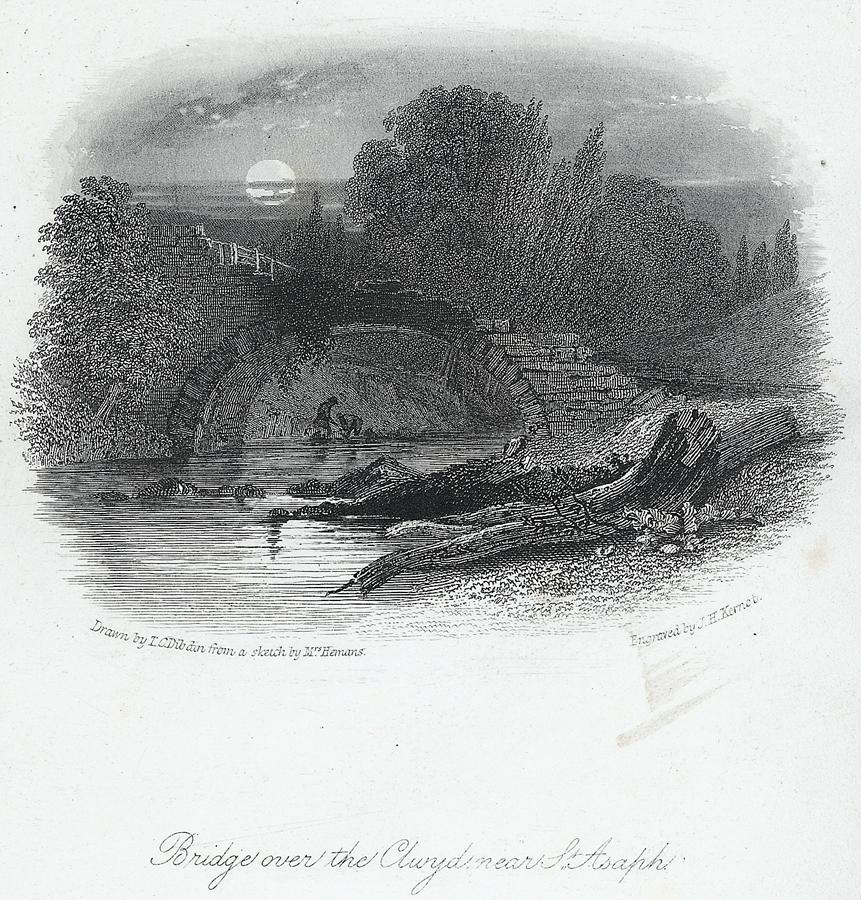 Bridge over the Clwyd near St. Asaph
