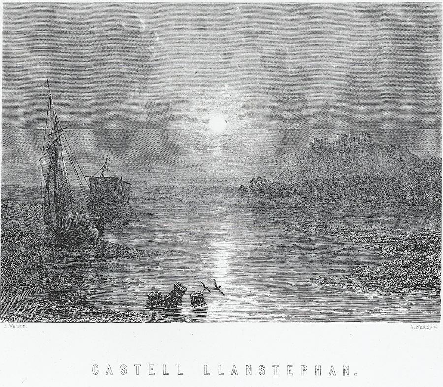 Castell Llanstephan