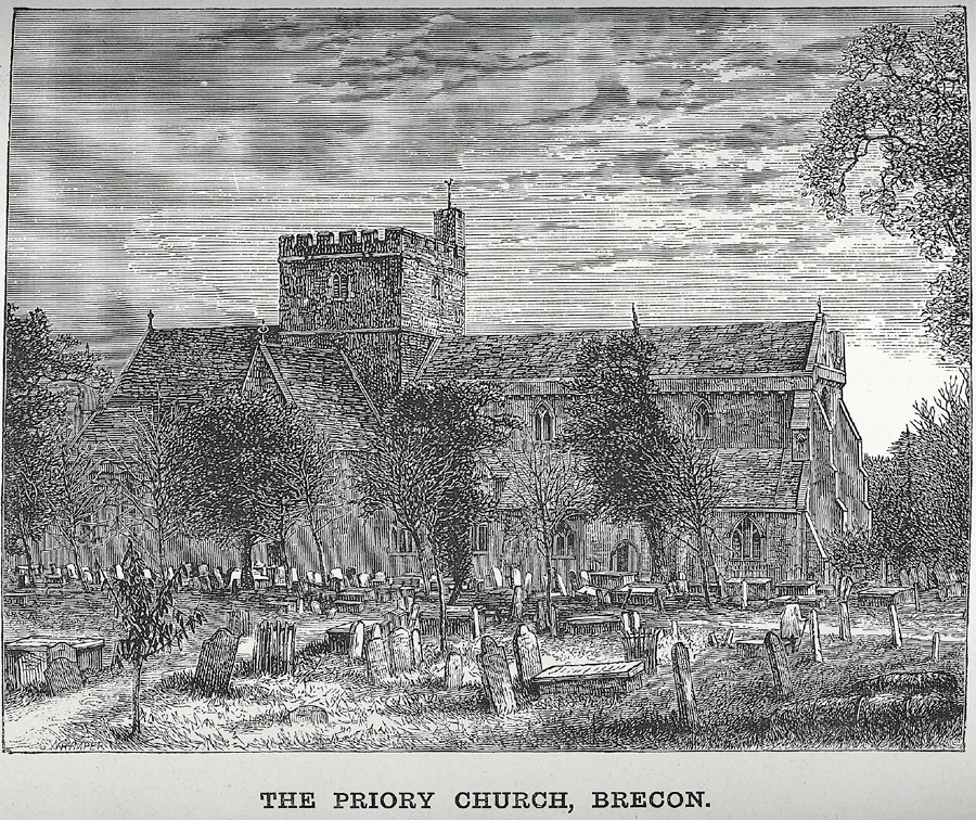 The Priory Church, Brecon