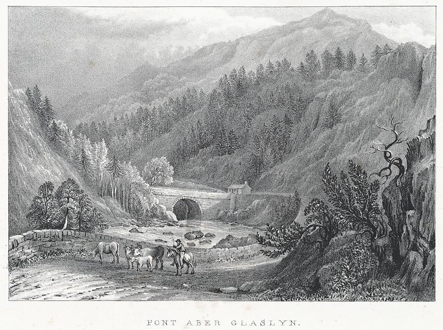 Pont Aber Glaslyn