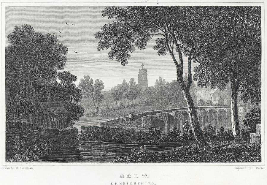 Holt, Denbighshire