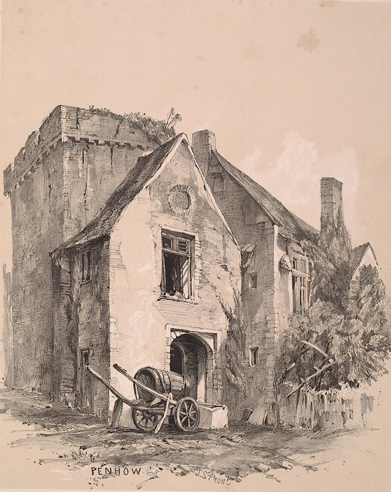Penhow [Castle]