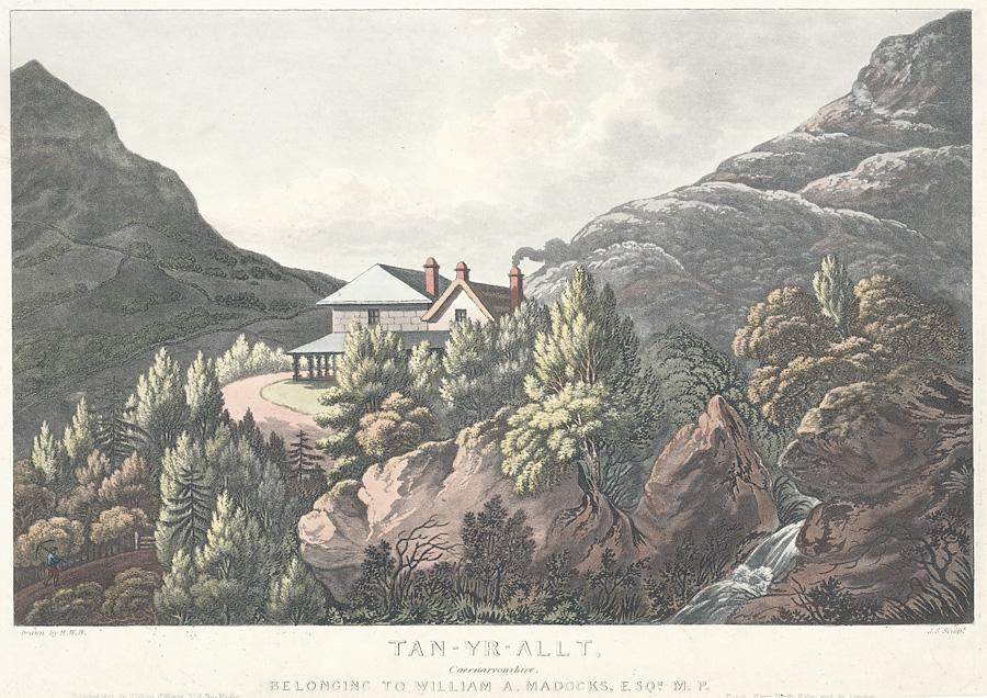 Tan-Yr-Allt, Caernarvonshire