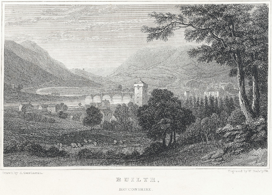Builth, Breconshire