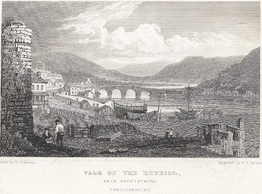 Vale of the Rhydiol, near Aberystwyth, Cardiganshire