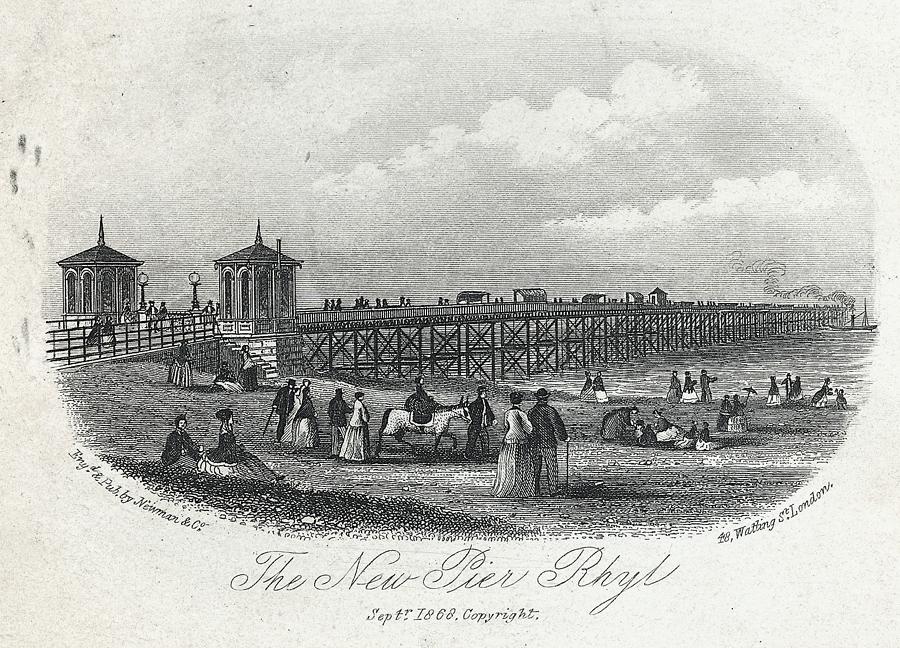 The New Pier, Rhyl