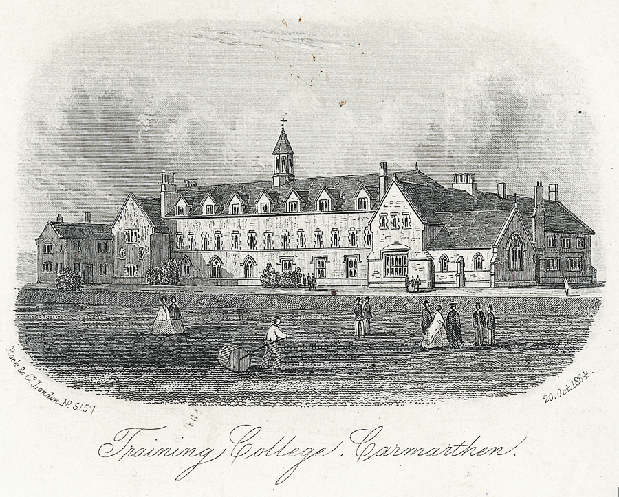 Training College, Carmarthen