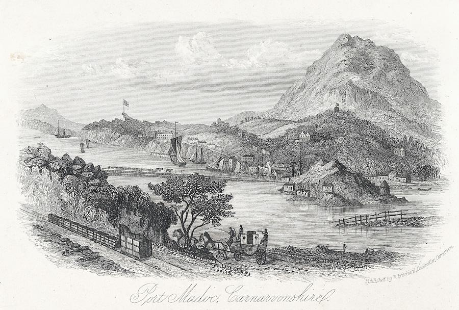 Port Madoc, Carnarvonshire