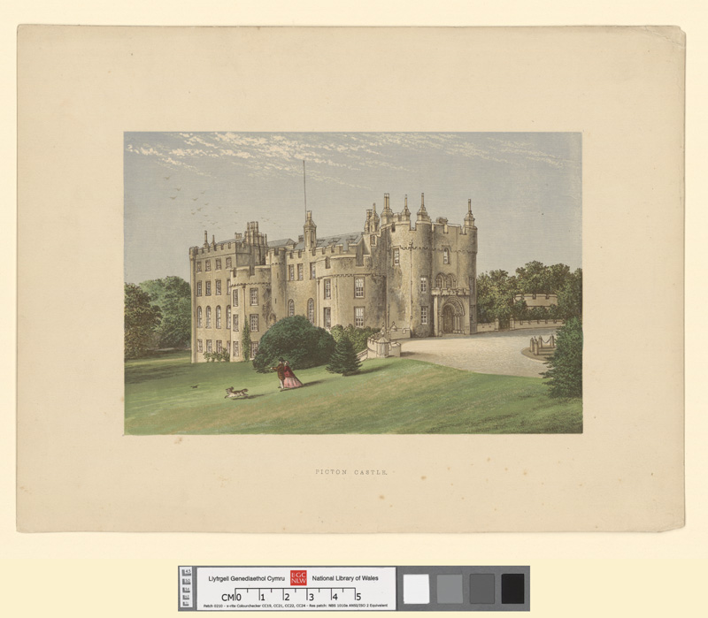 Picton Castle
