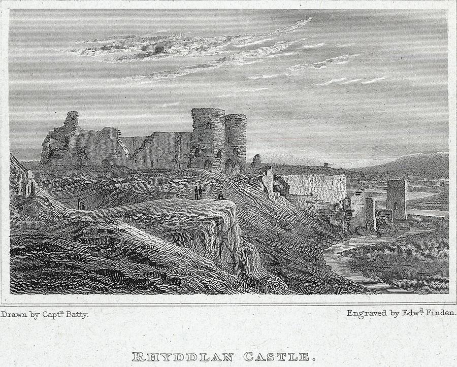 Rhyddlan Castle