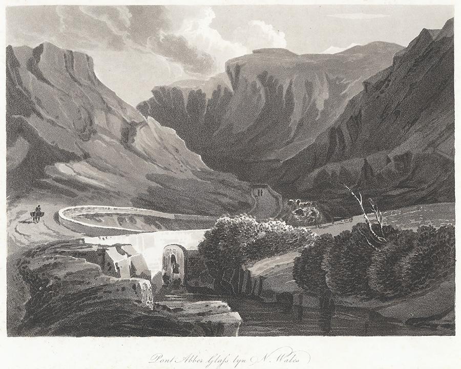 Pont Abberglasslyn, n. Wales