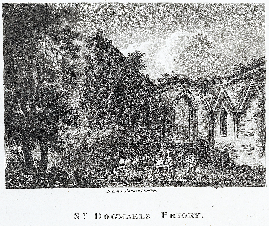 St. Dogmaels Priory