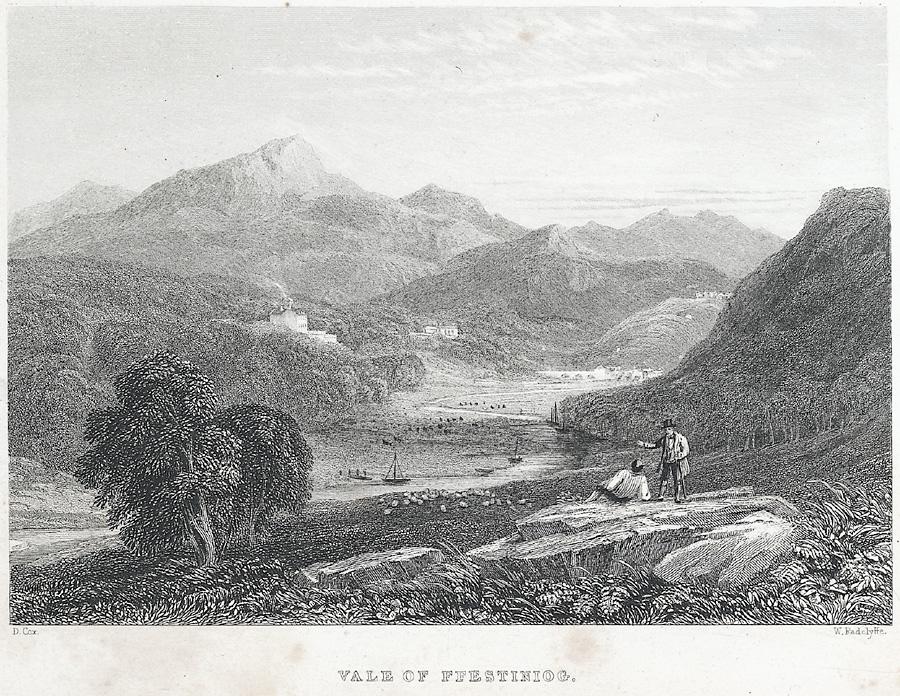 Vale of Ffestiniog