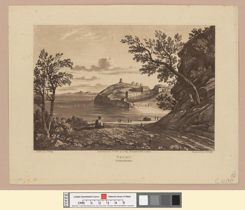 Tenby, Pembrokeshire June 1st 1830