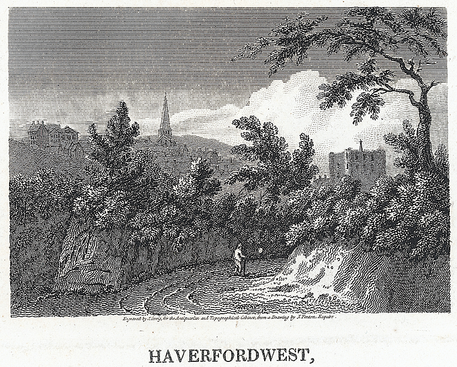 Haverfordwest, Pembrokeshire