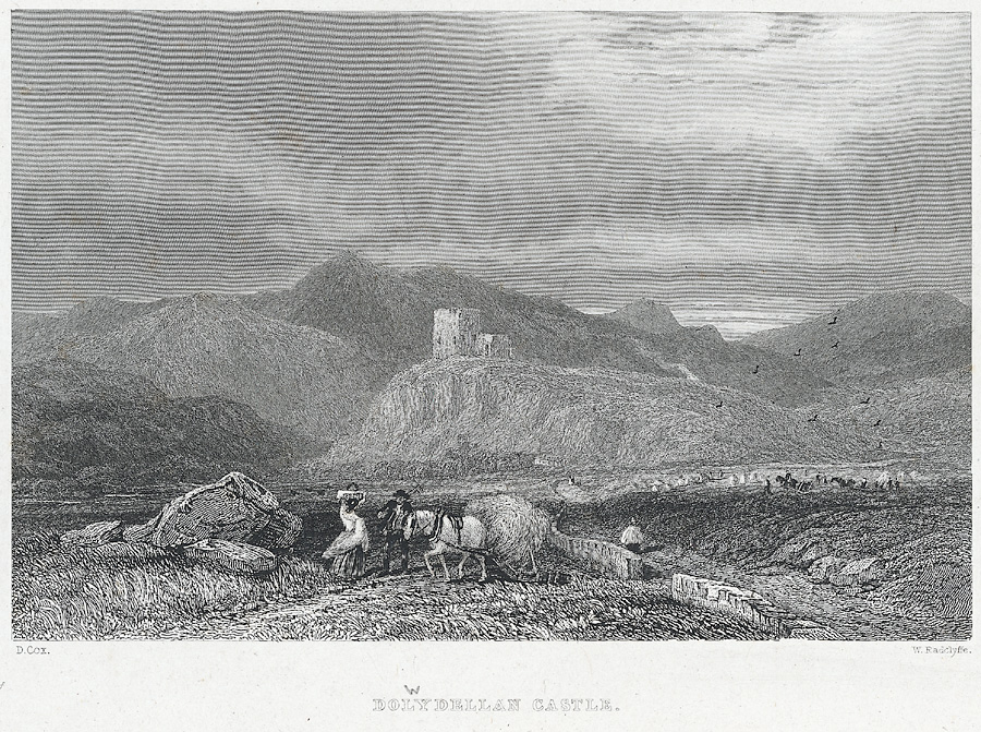 Dolyddelan Castle