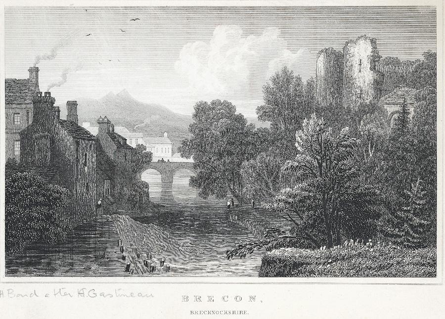 Brecon, Brecknockshire