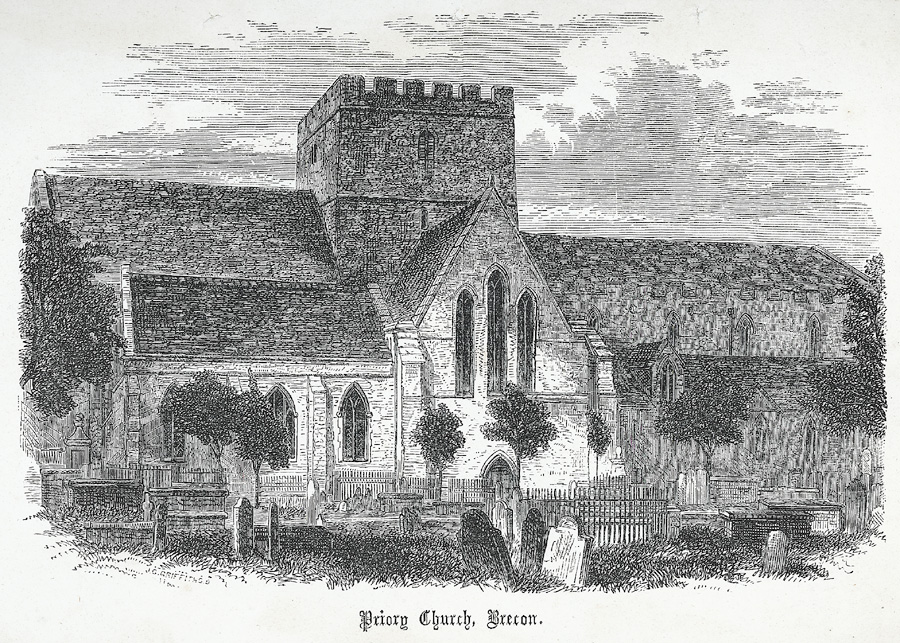 Priory Church, Brecon