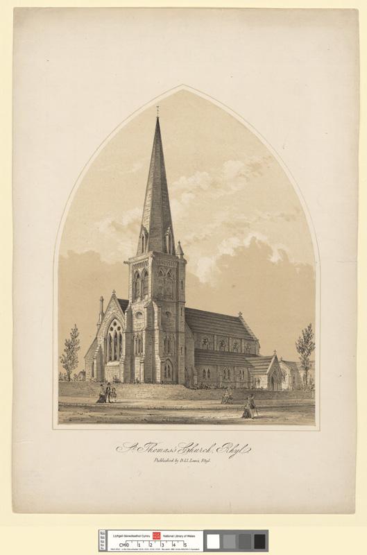 St. Thomas's Church, Rhyl