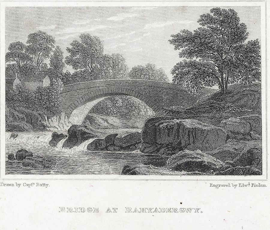 Bridge at Rahyadergwy