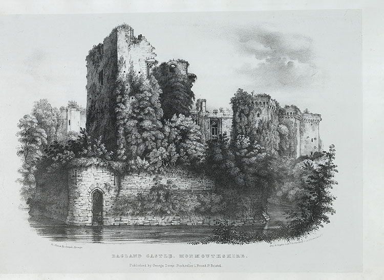 Ragland Castle, Monmouthshire