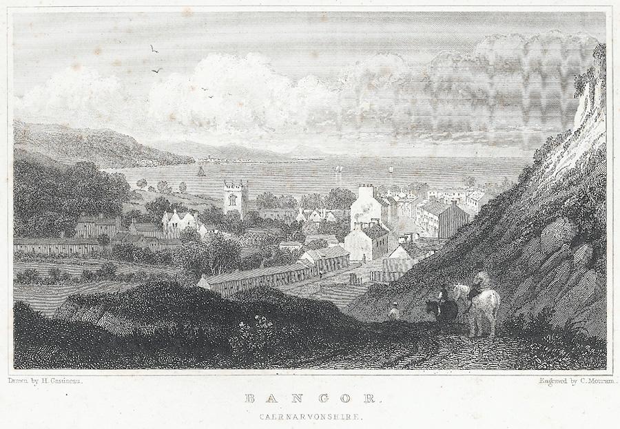 Bangor Caernarvonshire