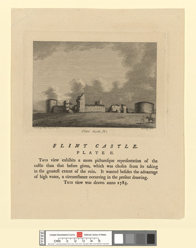Flint Castle, pl.2