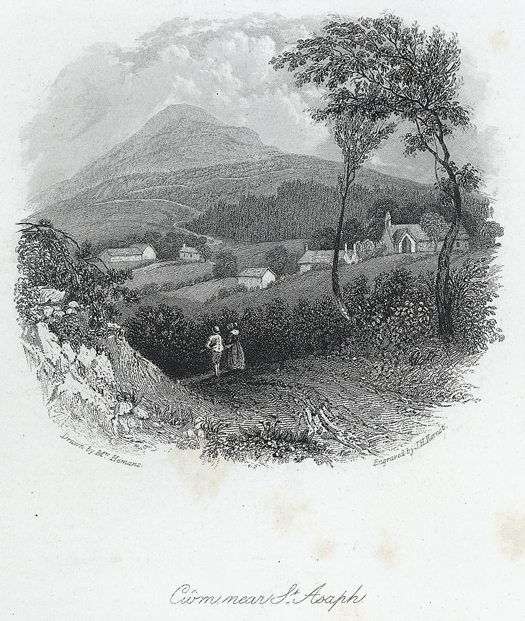 Cwm near St. Asaph