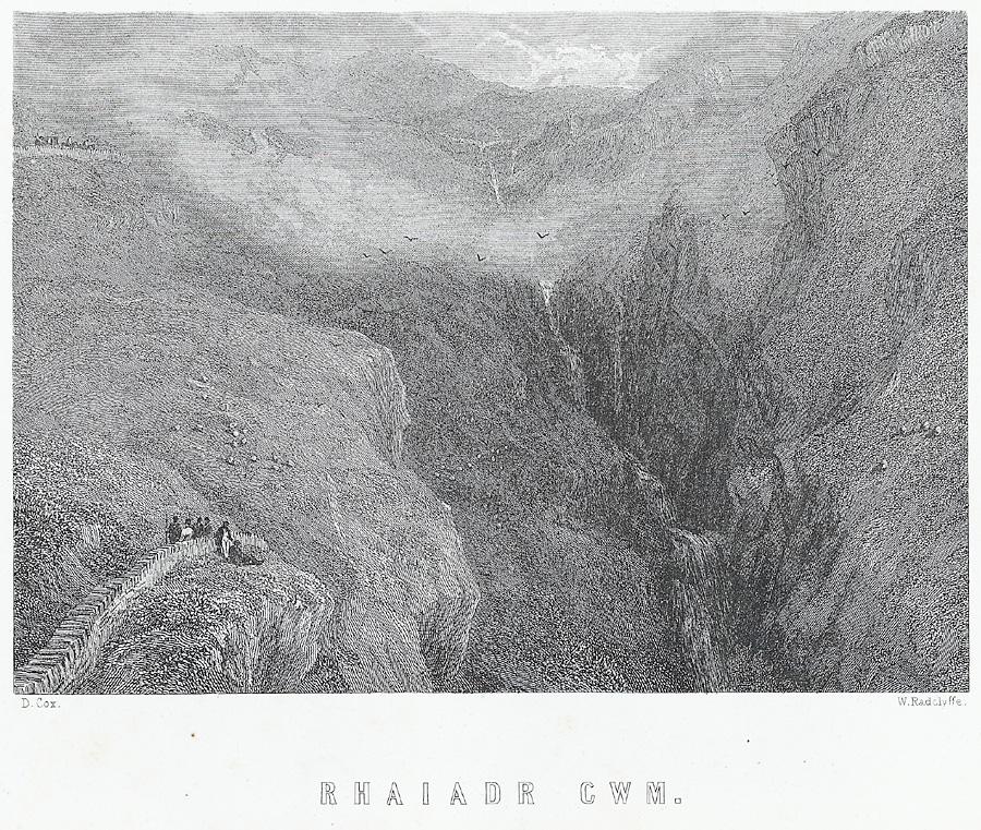 Rhaiadr Cwm