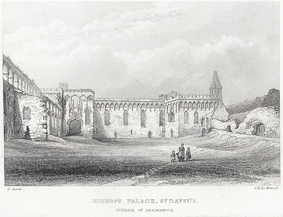 Bishop's Palace, St. David's