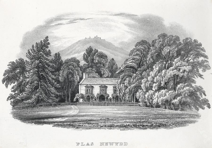Plas Newydd, Llangollen