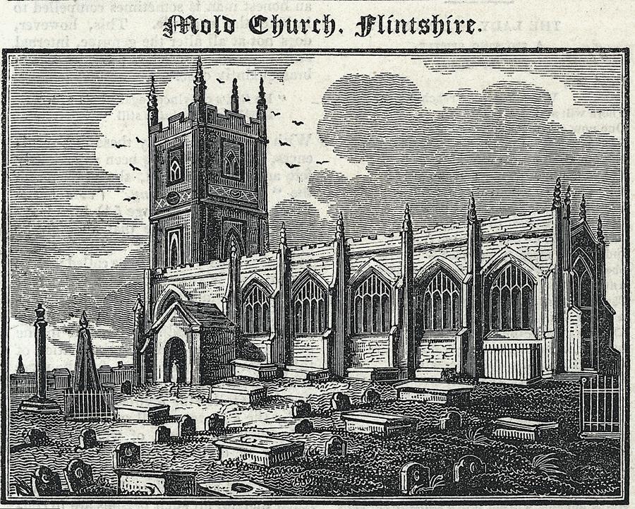 Mold Church, Flintshire