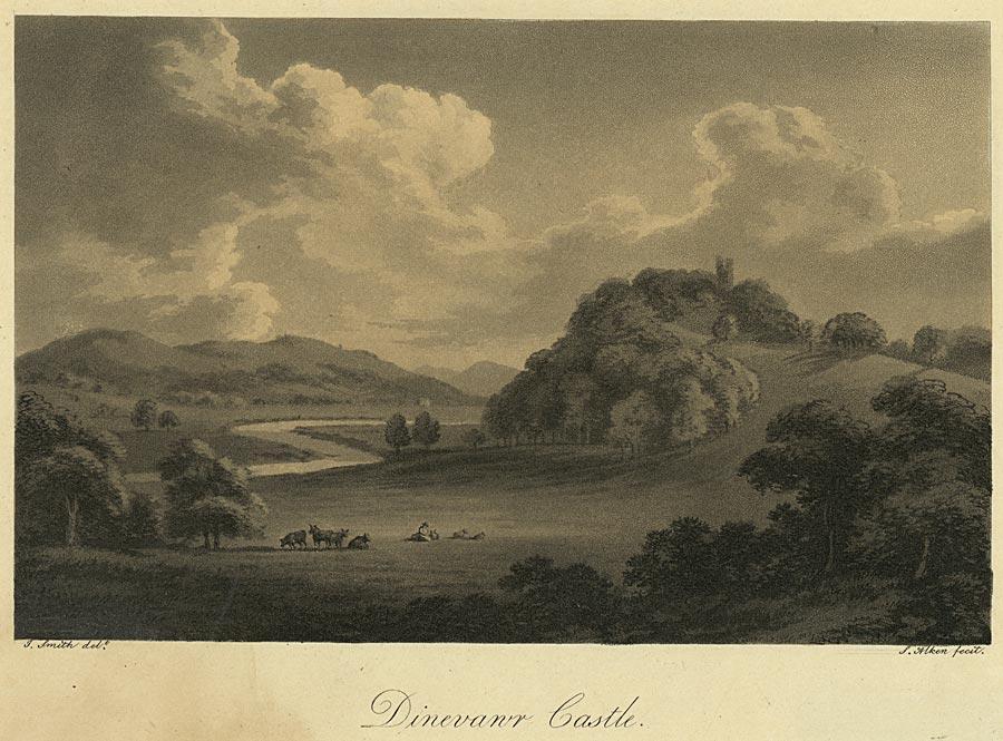 Dinevawr Castle