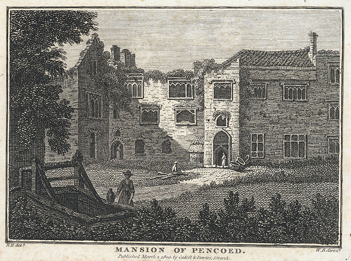 Mansion of Pencoed