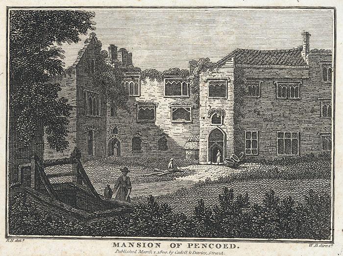 Mansion of Pencoed