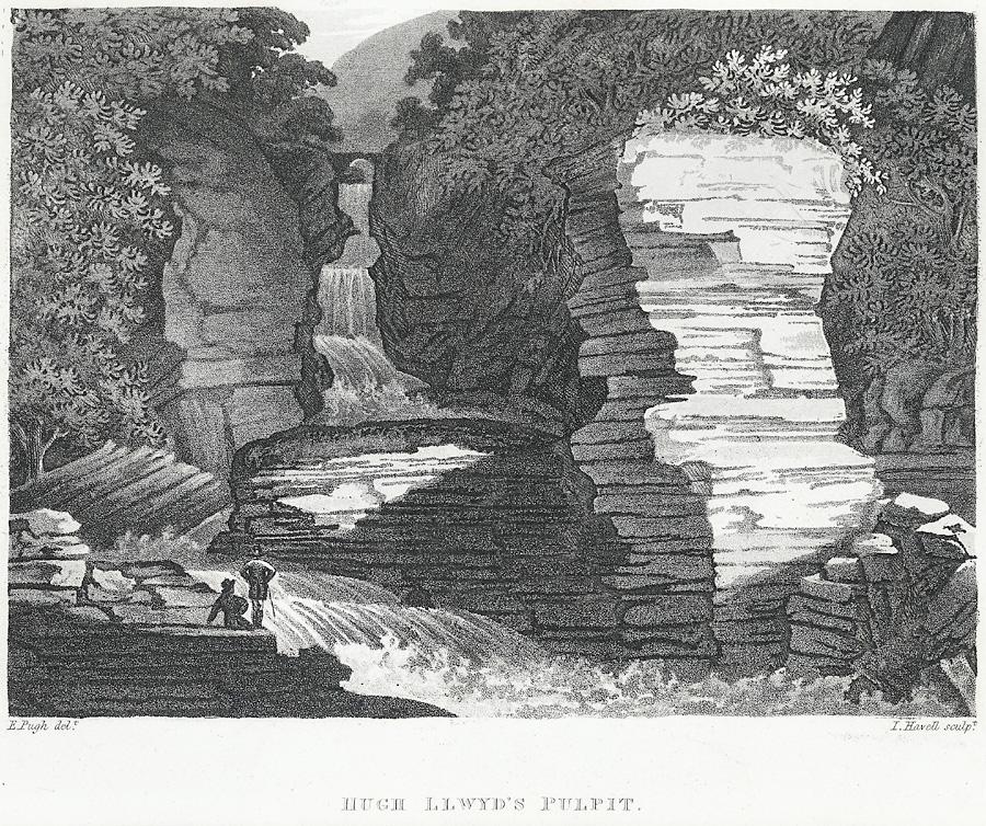 Hugh Llwyd's Pulpit